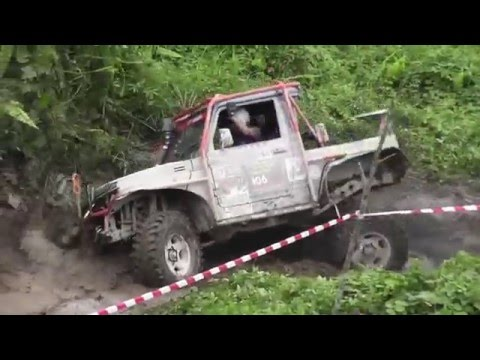 Tamparuli TA4XDC New Year 4X4 Extreme Challenge 2014 - By; K'NetH De CrockeR