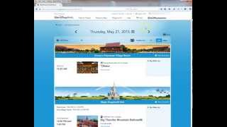 Hacking FastPass - Get the Times You Want At Walt Disney World