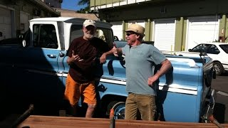 Shaping reclaimed wine tanks with Bob
