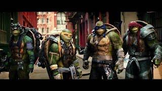 getlinkyoutube.com-닌자 거북이: 어둠 밖으로  TEENAGE MUTANT NINJA TURTLES: Out of the Shadows  1차 공식 예고편 (한국어 CC)