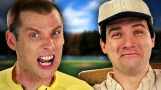 getlinkyoutube.com-Babe Ruth vs Lance Armstrong. Epic Rap Battles of History Season 2