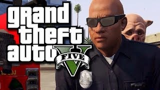 GTA 5 Online Funny Moments with KSIOlajidebt and Vikkstar123!  (GTA 5 Trolling, Skits, and More)