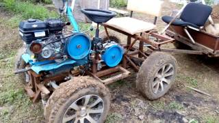 getlinkyoutube.com-мини трактор
