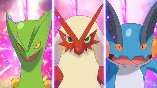 getlinkyoutube.com-Tráiler de dibujos animados para Pokémon Rubí Omega y Pokémon Zafiro Alfa