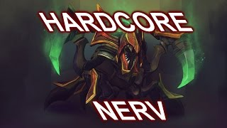 getlinkyoutube.com-ASSASSIN BUILDER HARDCORE NERV | Legion TD Reborn | Dota 2 Mod!