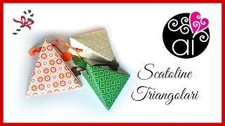 getlinkyoutube.com-Scatolina triangolare semplice | Tutorial | Senza uso di attrezzature professionali | DIY Easy Box