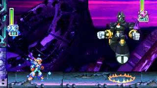 getlinkyoutube.com-Mega Man X6 - Eurasia Ruins