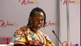 Tolu Sangosanya Speaking at WIMBIZ 14th Annual Conference