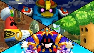 getlinkyoutube.com-Kirby's Return to Dream Land - All Boss Battles