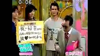 getlinkyoutube.com-【梶裕貴】笑っていいともに女装して出演!