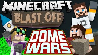 getlinkyoutube.com-Minecraft Mods - Blast Off! #70 - DOME WARS