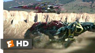 Power Rangers (2017) - Go, Go, Power Rangers! Scene (6/10) | Movieclips width=