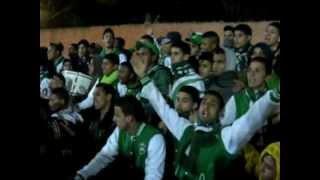 getlinkyoutube.com-ULTRAS EAGLES : Ambiance De match ock VS RCA
