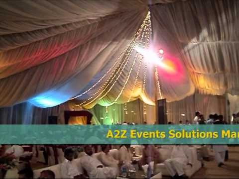 Best Events & Weddings Planners, Decorators & Designers, See Our Live Barat Event in Kasur-Pakistan