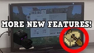 getlinkyoutube.com-Minecraft Xbox One / PS4 TU46 NEW FEATURES Revealed