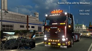 getlinkyoutube.com-[ETS2 v1.19.x] Scania 143m v3.0 - Edit by Ekualizer