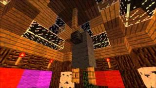 getlinkyoutube.com-[minecraft] ホーンテッドマンションを作ってみた