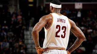 getlinkyoutube.com-2015 All-Star Top 10: LeBron James