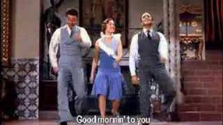 getlinkyoutube.com-Singing in the Rain - Good Morning !!
