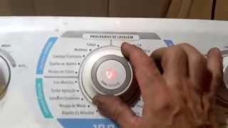 getlinkyoutube.com-Auto Teste Lavadora Electrolux LTR 10