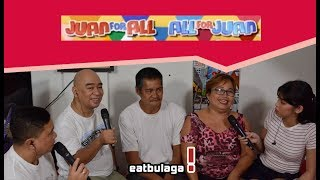 Juan For All, All For Juan Sugod Bahay | February 15, 2018