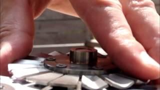 getlinkyoutube.com-Sheetmetal turbine wheel