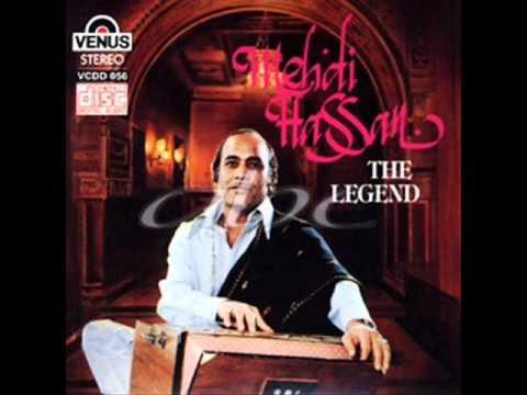 Mehdi Hassan Live......Yeh Maujzah Bhi Muhabbat Kabhi  (Rare)