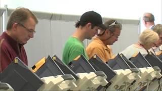 Habitantes de Kansas City salieron a votar este martes