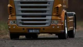 getlinkyoutube.com-2 Tamiya SCANIA Trucks