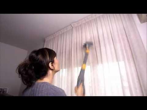 come pulire le tende col vapore | tutto per casa - Pulire Divani Con Vapore