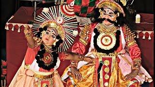 getlinkyoutube.com-Yakshagana 2K17-Krishnaarjuna, Abhishek Adi ( Sri Balkur Krishna Yaji's Grandson)-Abhimanyu (HD)