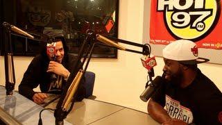 getlinkyoutube.com-J.Cole FREESTYLE on Funk Flex Show