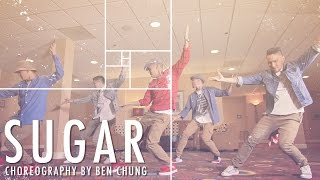 "getlinkyoutube.com-Maroon 5 - ""Sugar"" Choreography by Ben Chung 