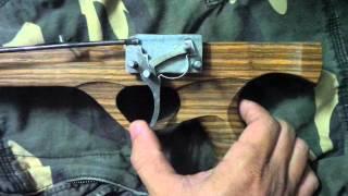 getlinkyoutube.com-New Speargun Trigger Thailand 6 ปืนยิงปลา