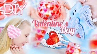 getlinkyoutube.com-5 DIY Valentine's Day Gifts and Room Decor Ideas 2017