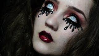 getlinkyoutube.com-Banshee Makeup