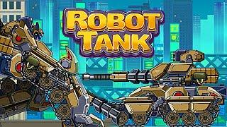 getlinkyoutube.com-Robot Tank - Full Tank & Robot Installation Pieces - Full Tank & Robot  Exercise - Game Play