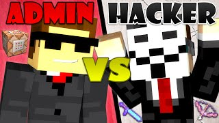 getlinkyoutube.com-Hacker vs. Admin - Minecraft