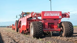 Grimme RL 400 windrower