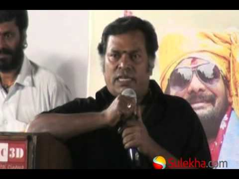 Actor Mayil Samy at Velmurugan Borewells Movie Audio Launch
