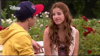 getlinkyoutube.com-Violetta 2 - Maxi hilft Camila beim Singen und DJ denkt etwas läuft zwischen ihnen (Folge 19)