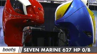getlinkyoutube.com-First Look Video: Seven Marine 627 HP Outboard
