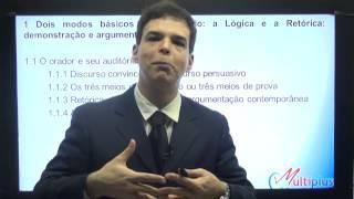 getlinkyoutube.com-Curso de Capacitação - Português / Argumentação Jurídica - Marcelo Moraes - Concurso Público