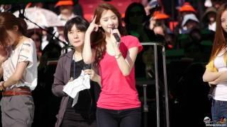 [Fancam] 11.04.15 SNSD - Hoot, Gee rehearsal