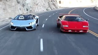 download video lamborghini vs corvette z06. Black Bedroom Furniture Sets. Home Design Ideas
