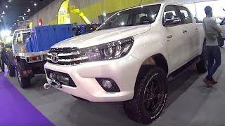 getlinkyoutube.com-Custom modified 2015, 2016 Toyota Hilux Revo, lifted truck - lift Pickup, Mud Trucks