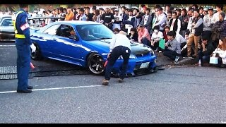 getlinkyoutube.com-【搬出動画⑥】StanceNation 2015 Tokyo G Edition スタンスネーションJAPAN 車高短 シャコタン Lowered exhaust low car