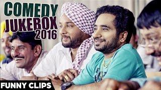 Punjabi Comedy Video - Jukebox 2016 | Jugaadi Dot Com | Best Punjabi Comedy Movies | Punjabi Movie