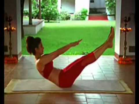 Shilpa Shetty Naukasan Diet Exercise Fitness Workout Secrets Yoga Mudra