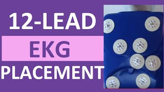 getlinkyoutube.com-ECG Placement of Electrodes for 12-Lead Placement | ECG Lead Tutorial